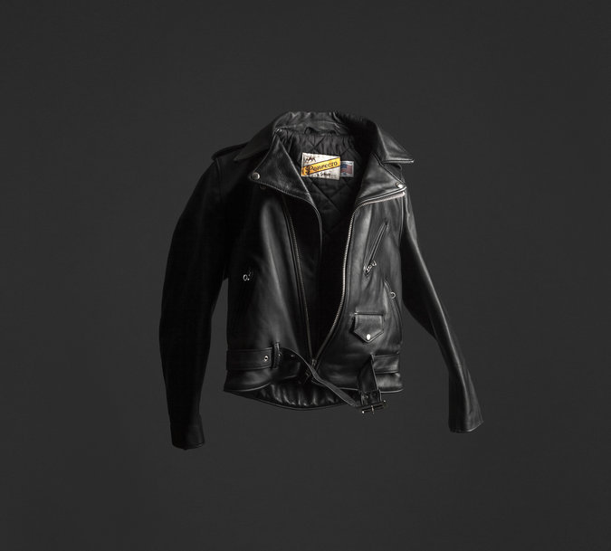 How the Motorcycle Jacket Lost Its Cool & Found It Again