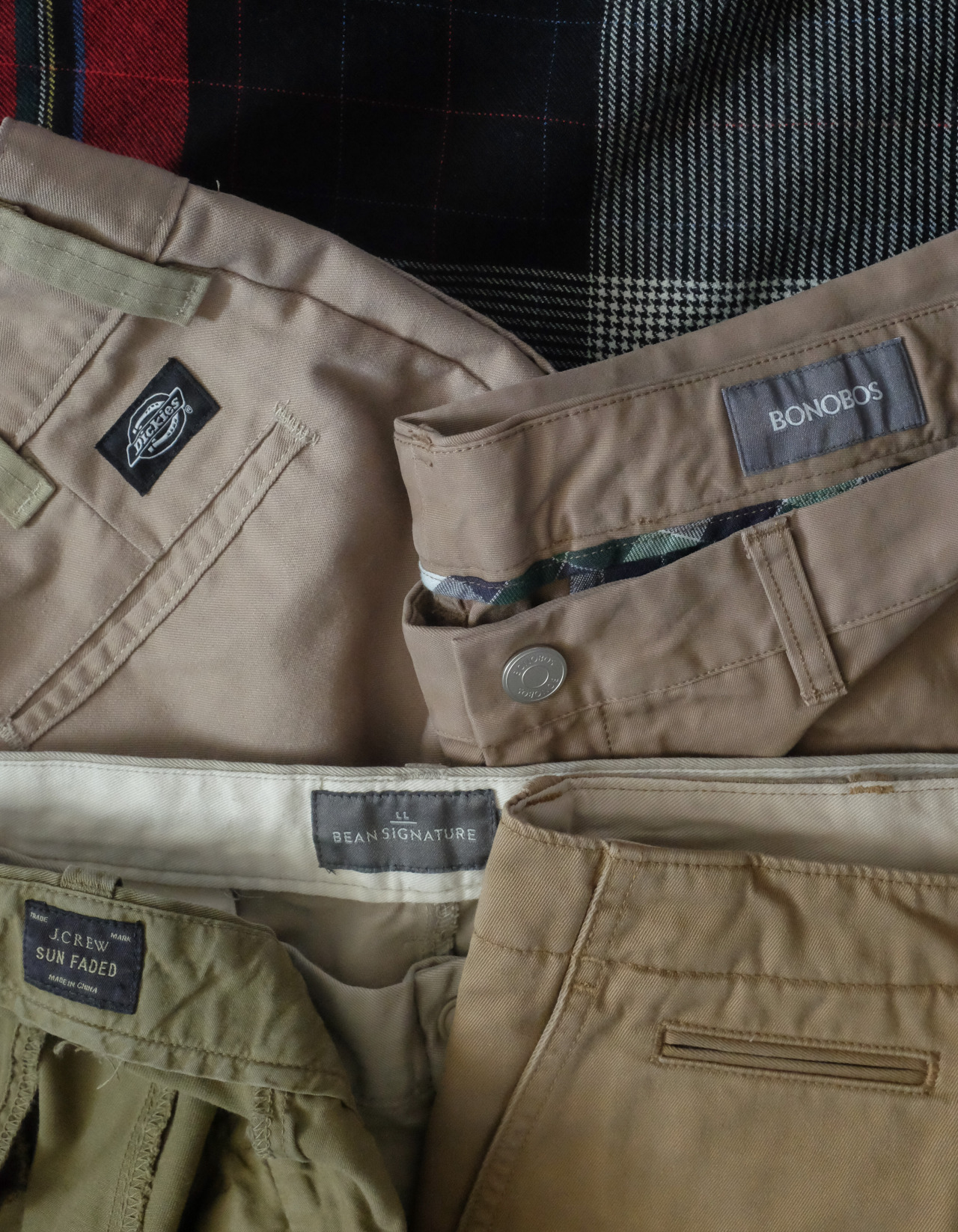 58067dcf47 The Great Khaki Pants-Off – Put This On