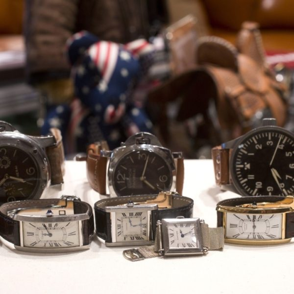 The Personal Watch Collection Of Ralph Lauren
