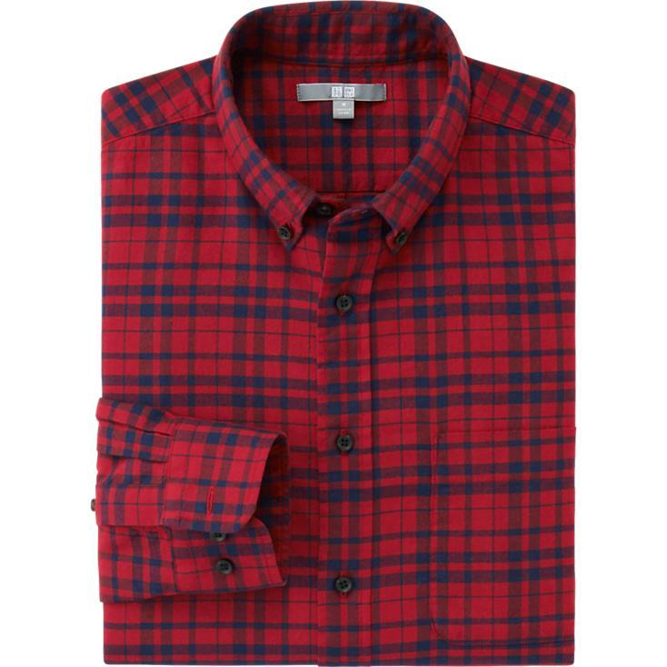 It's On Sale: Uniqlo's Flannels (Among Other Stuff)