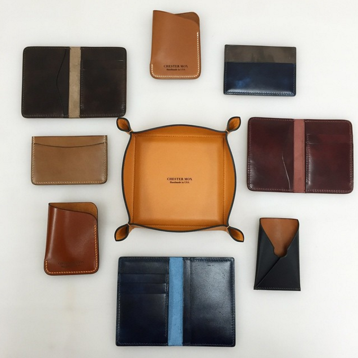 It's On Sale: Chester Mox's Leathergoods