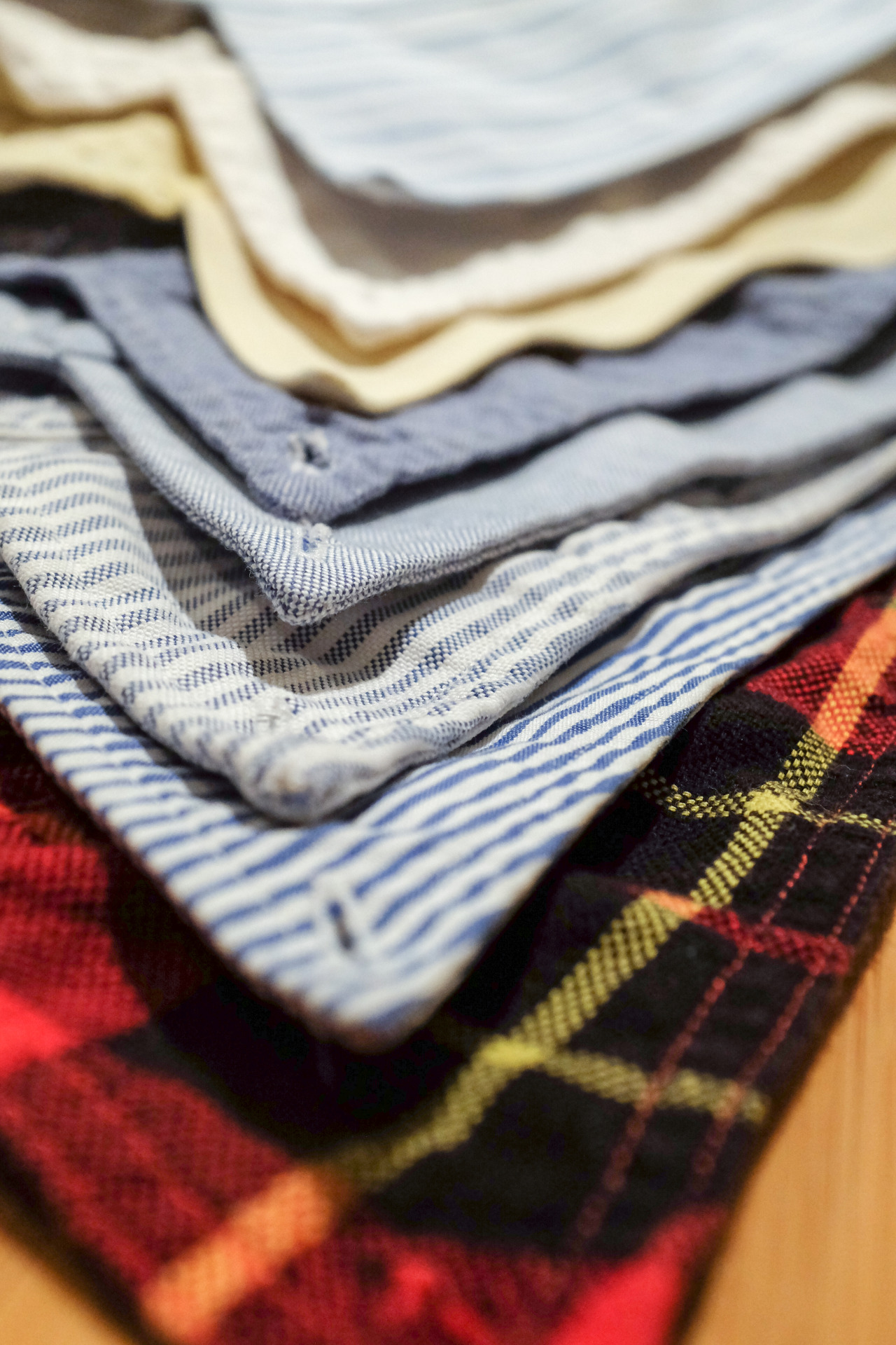 The Collar & The Shape: Were OCBDs of Old Really Better?