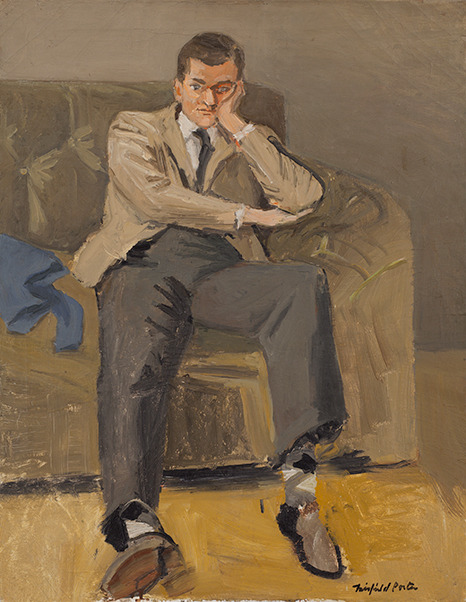 When You Arrange, You Fail: Style and the Art of Fairfield Porter
