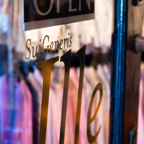 Store Report: Sui Generis San Francisco