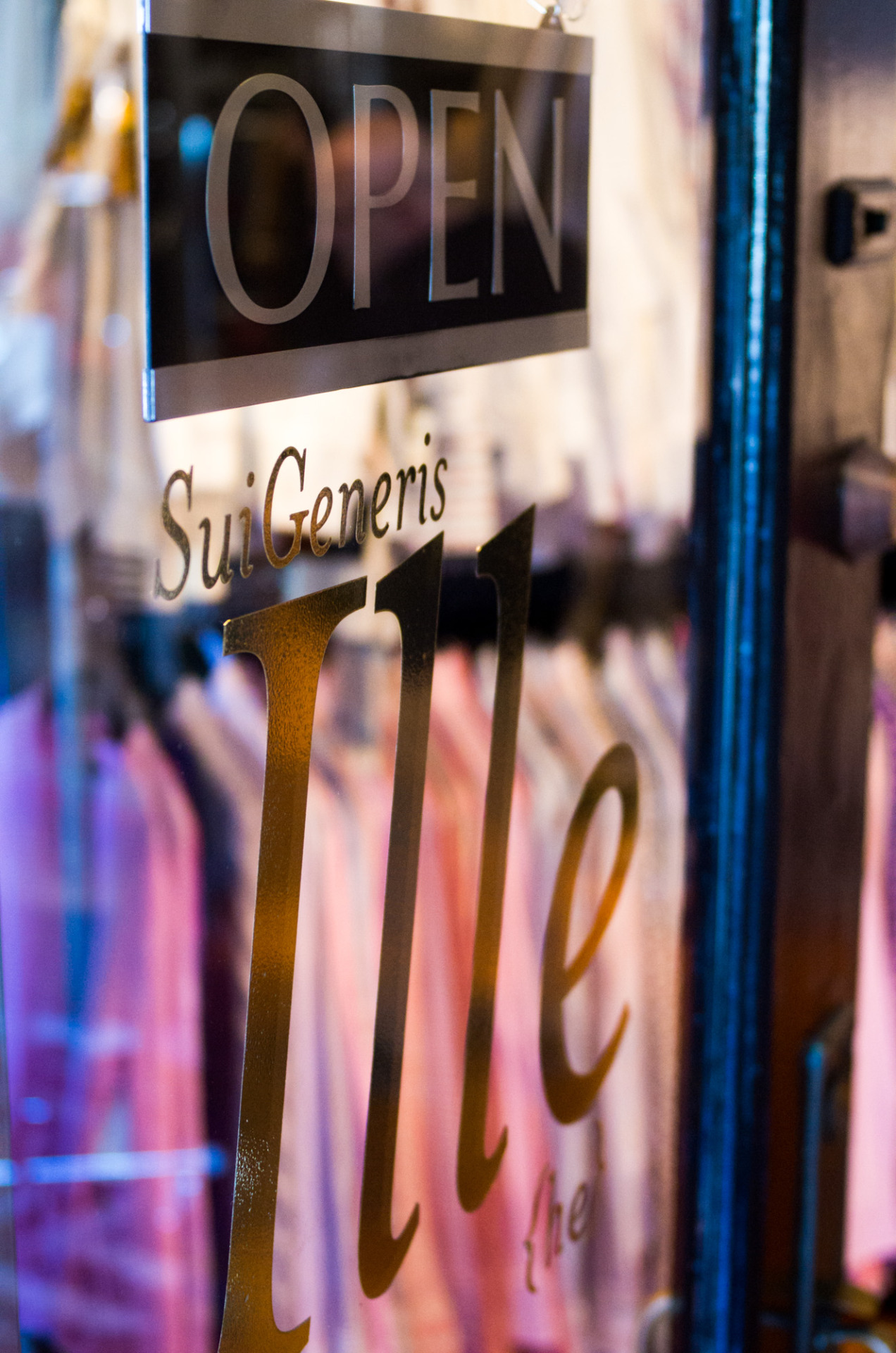 Store Report: Sui Generis San Francisco