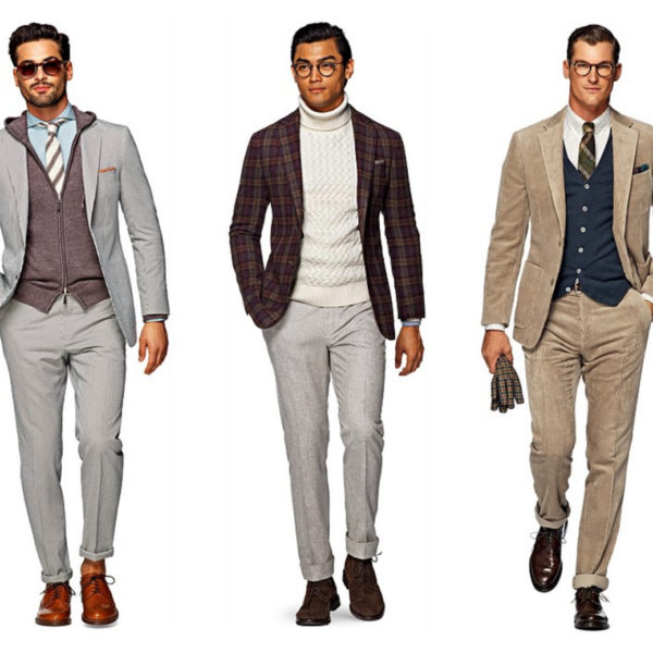 It's On Sale: Suits and Sport Coats at Suitsupply