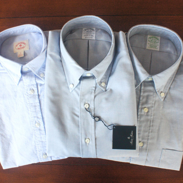Hands-On with Brooks Brothers' New OCBDs
