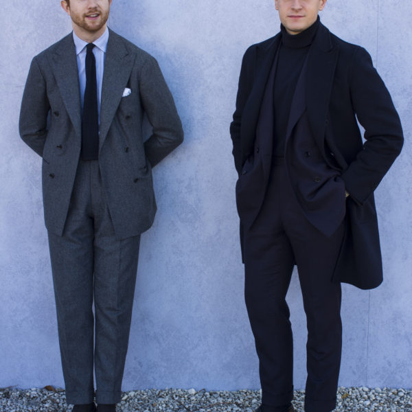 The Monochromatic Tailored Look