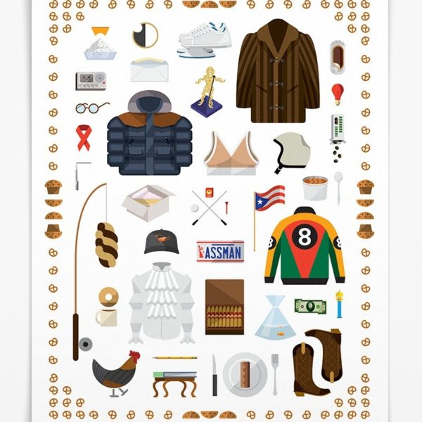 The Iconography of Seinfeld