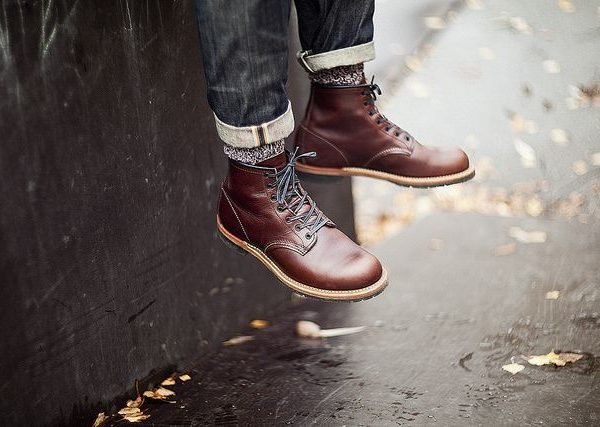 It's On Sale: Red Wing Workboots