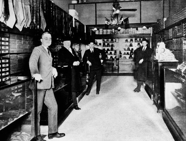 Harry Truman: Haberdasher and US President