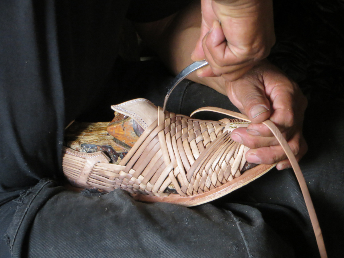 The History and Craft of Huaraches