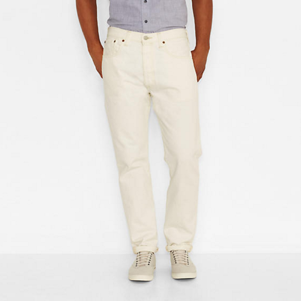 It's On Sale: $14 White Jeans