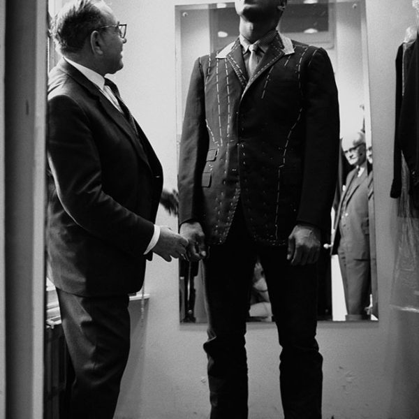 The story behind Muhammad Ali's first bespoke suit