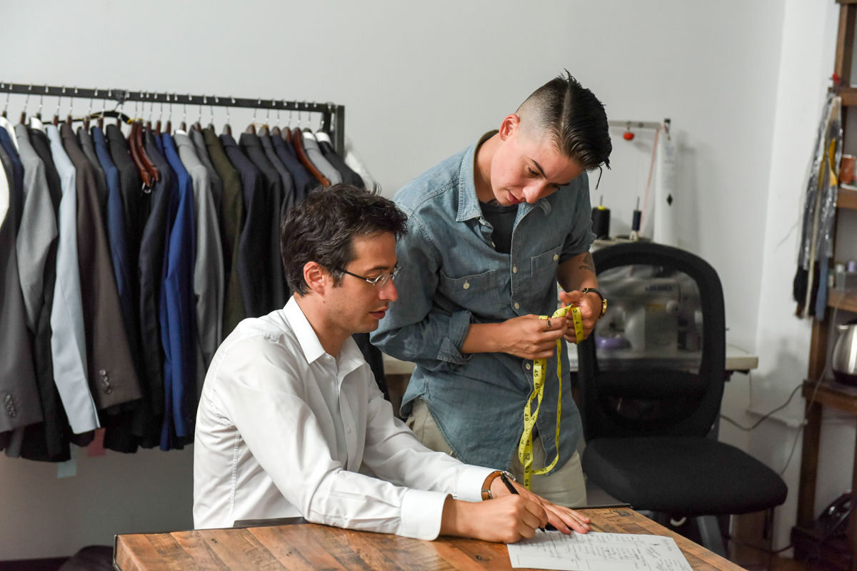 Bindle & Keep: Suits without the Gender Baggage of Traditional Men's Tailoring