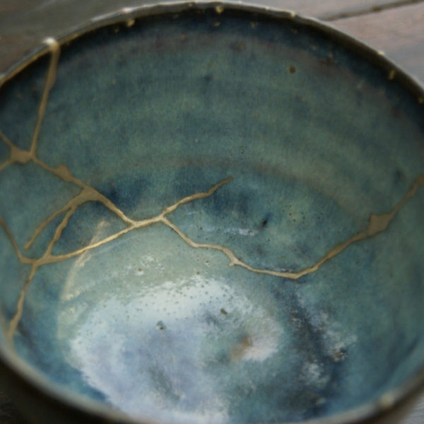 If It Ain't Broke, Maybe Break It: The Art of Kintsugi