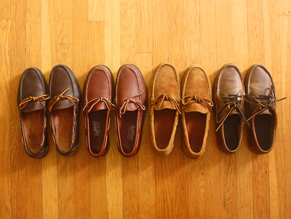 Moc Talk: Reviewing Four Summer Moccasins