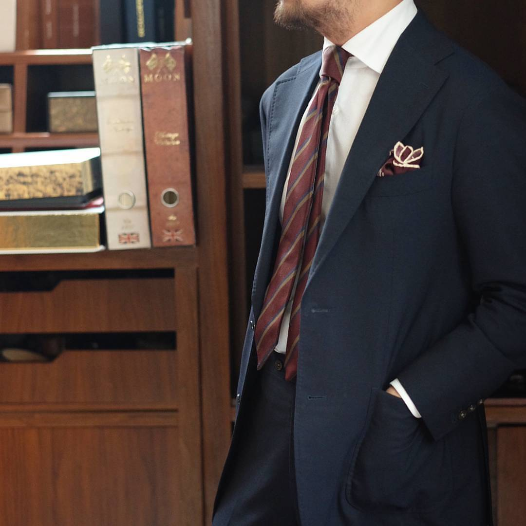 What Should You Get for Your First Suit?