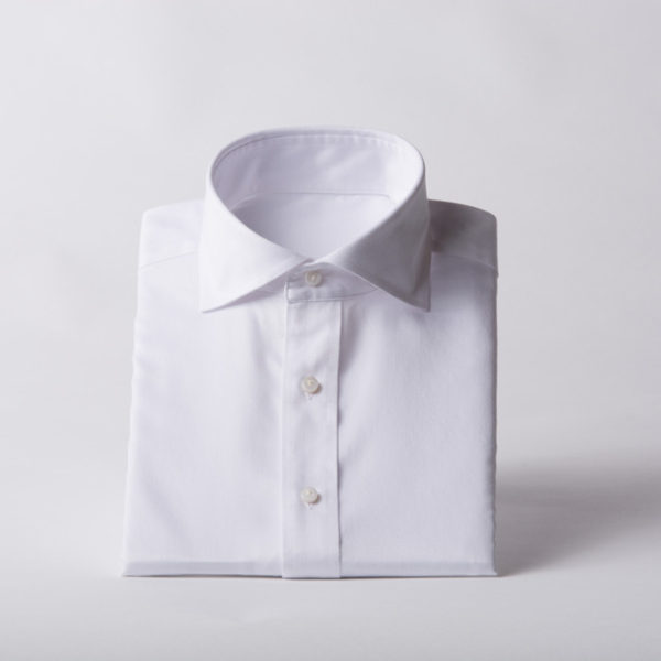 Q and Answer: A More Modest White Shirt