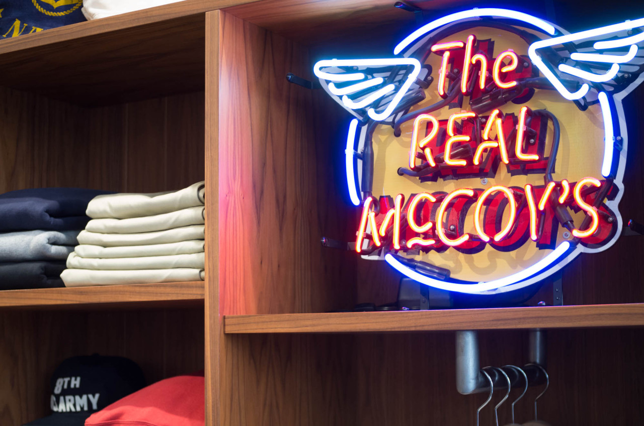 London: The Real McCoy's