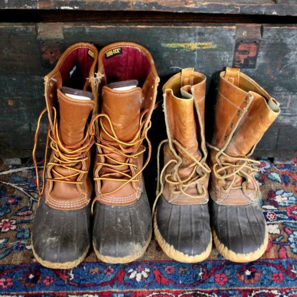 It's On Sale: LL Bean Boots