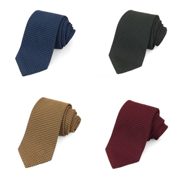It's On Sale: $50 Henry Poole Grenadine Ties