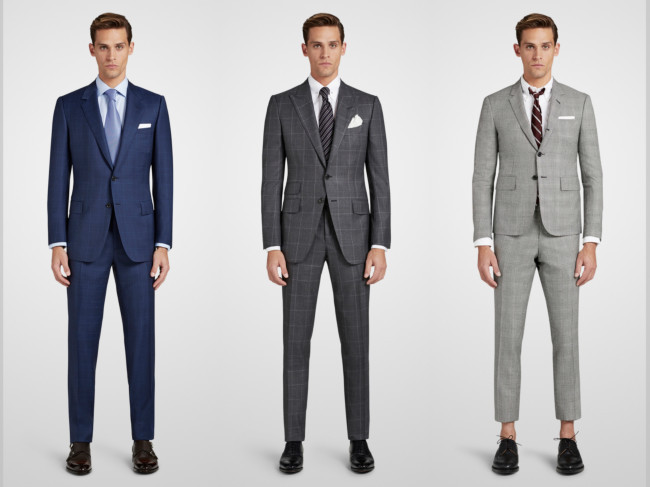 Short Suit Jackets Look Terrible