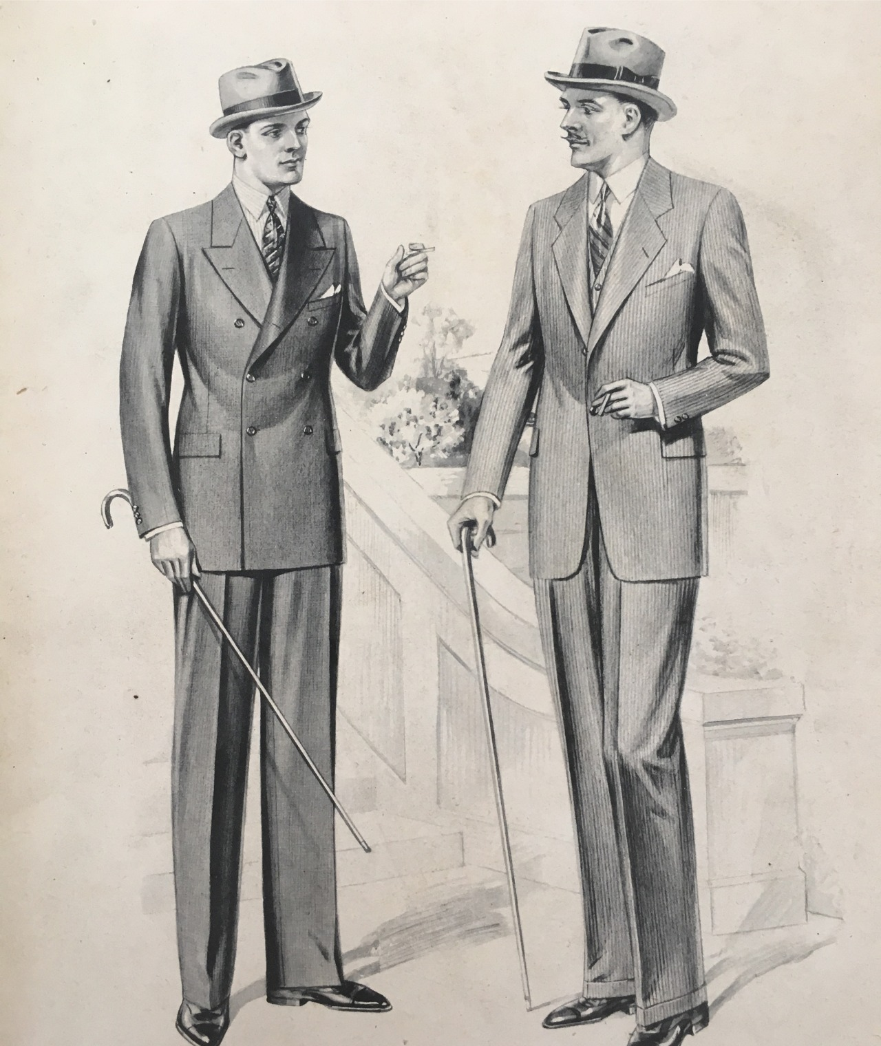 The Golden Age of Tailoring