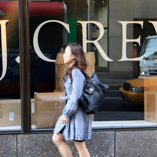 J. Crew Struggles to Become Relevant Again