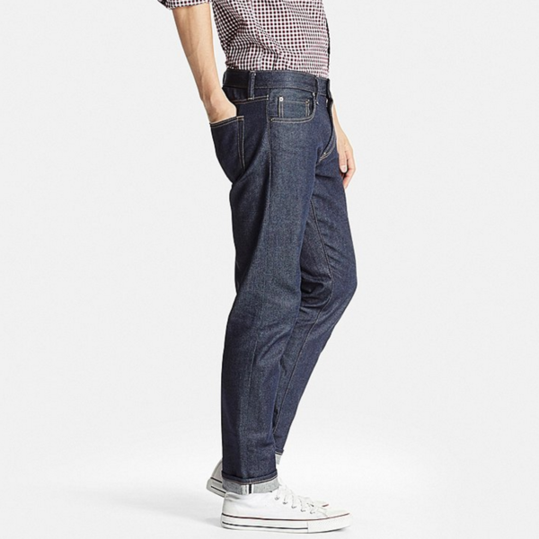 It's On Sale: Uniqlo Slim Stretch Selvedge