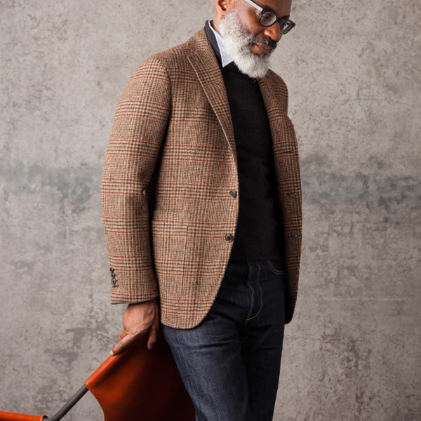 Jeans You Can Actually Wear with Sport Coats
