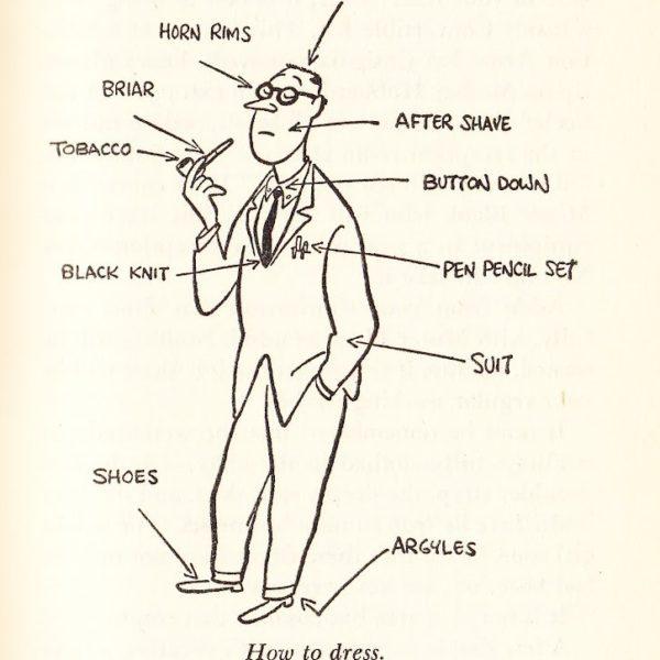 The Madison Avenue Look (ca. 1953)