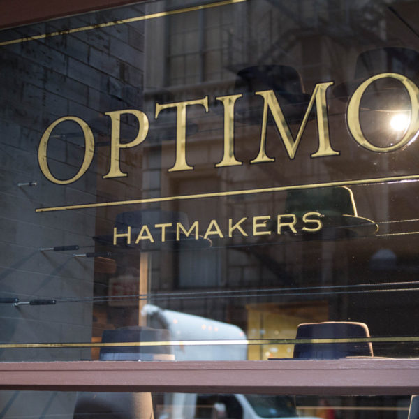 Store Visit: Optimo Hats Chicago