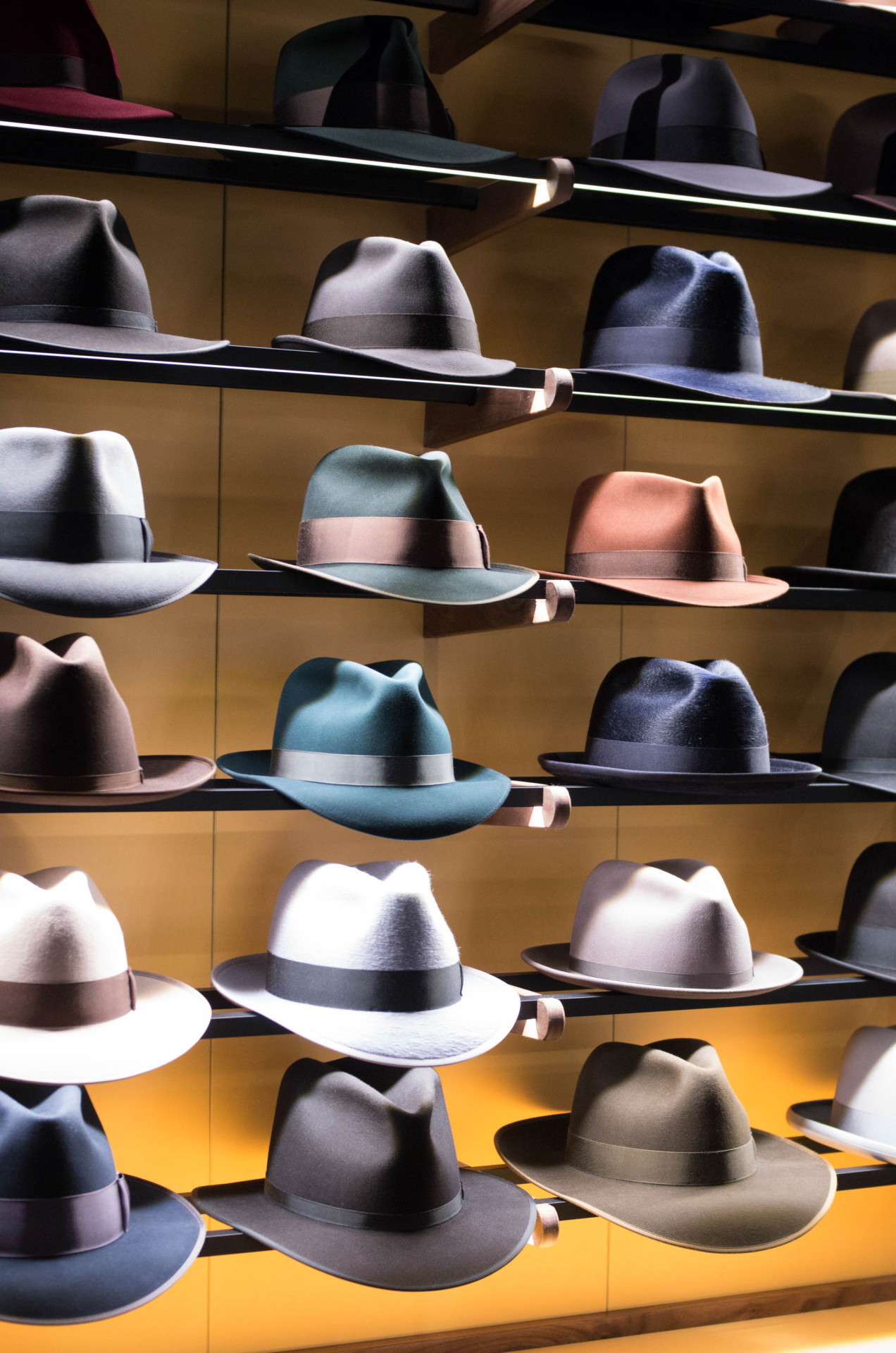 9c40642b134 Store Visit  Optimo Hats Chicago – Put This On