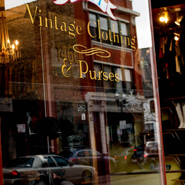 Chicago Vintage Menswear Store Visits: US #1 and Richard's Fabulous Finds