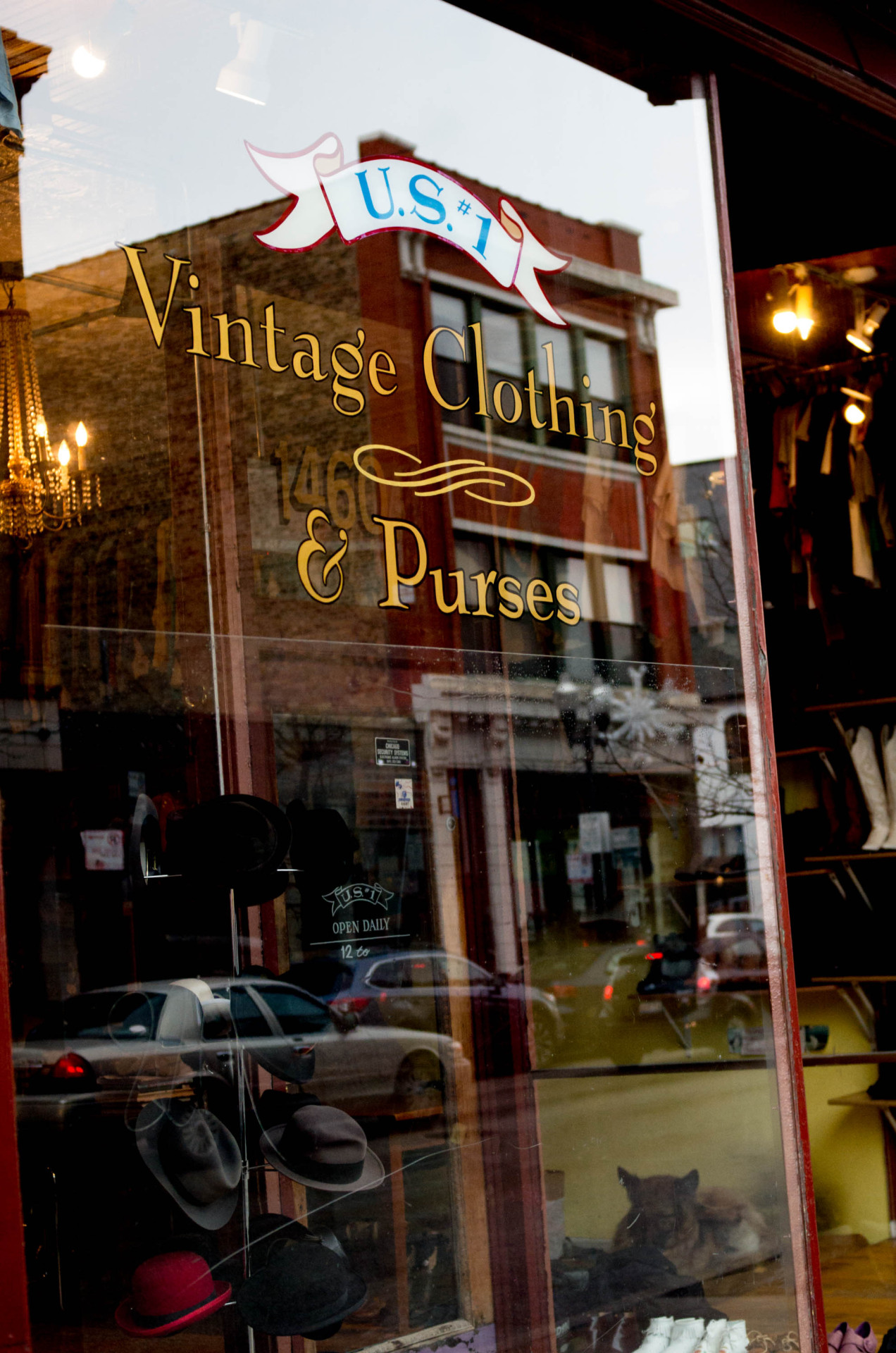 Chicago Vintage Menswear Store Visits:US #1 and Richard's Fabulous Finds
