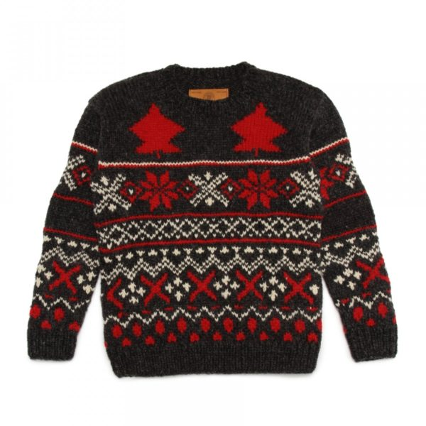 Q and Answer: Non-Ironic Holiday Sweaters?