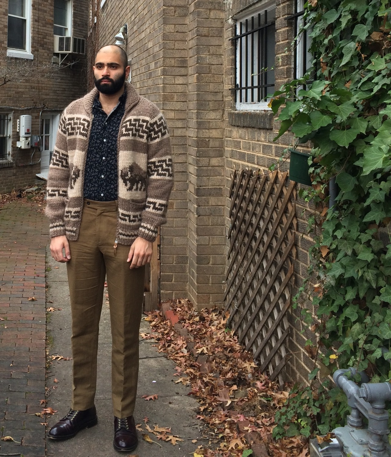 Real People: The Cozy Cowichan Sweater