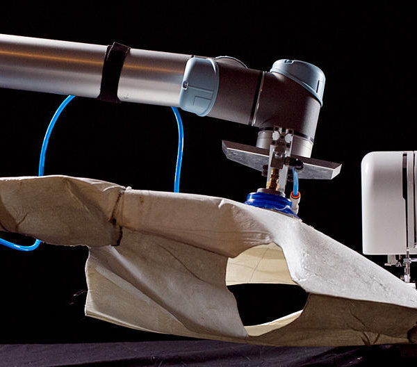 In the Future, Robots Will Make Your Clothes