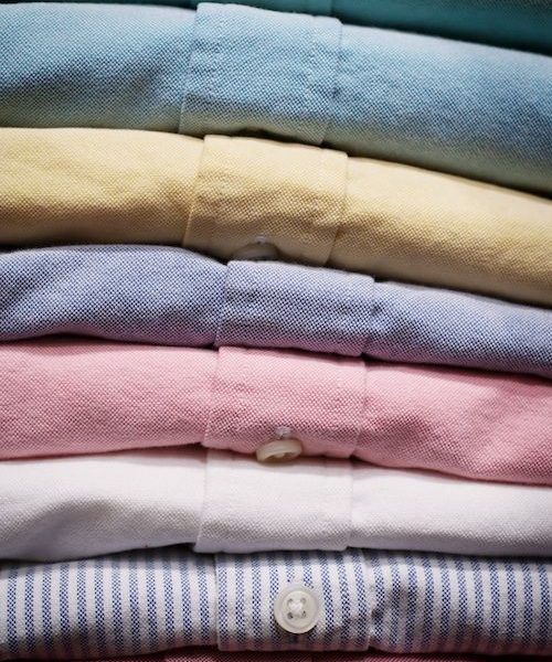 A Rundown of Oxford Shirt Colors