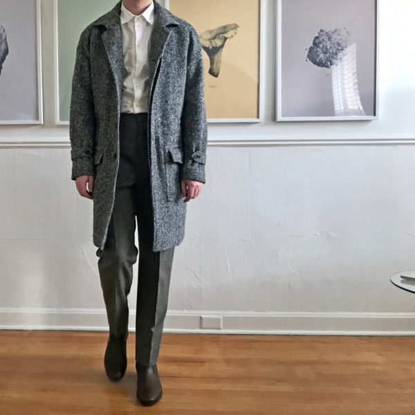 Real People: Mixing Thrift and Designer