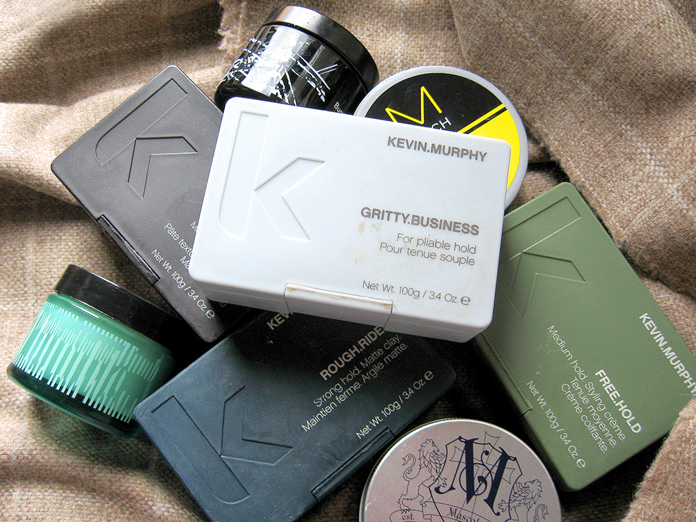 My Favorite Hair Styling Product, Kevin Murphy
