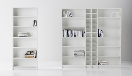what ikeas billy bookcase can tell us about personal style - Ikea Billy Bookshelves