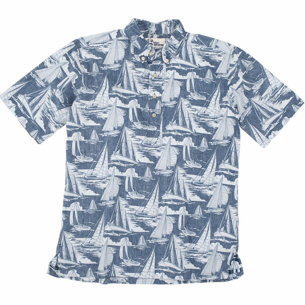 It's On Sale: Reyn Spooner Aloha Shirts