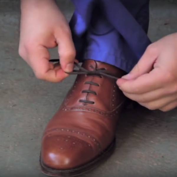 Why Your Shoelaces Keep Coming Undone