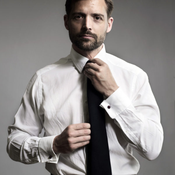 Better Ways to Wear a White Dress Shirt
