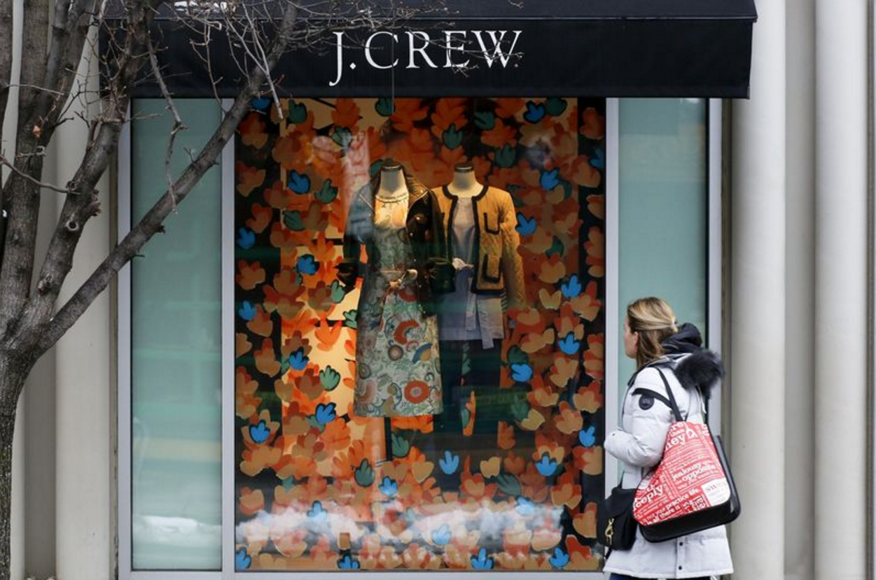 Decline of J. Crew and Branded Fashion