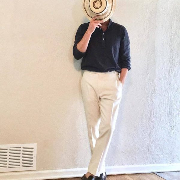Real People: An Alternative to Polo Shirts