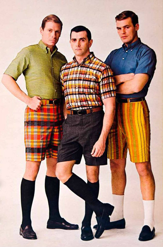Why Do Men Want So Badly to Wear Shorts to Work?