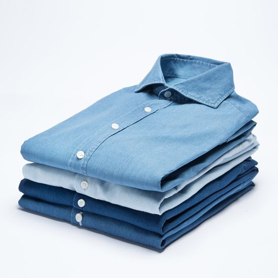 A Darker Blue Shirt is Your Answer to Everything